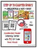 Step Up to Chapter Books: Accelerated Reader AR Listening Center w/QR Codes
