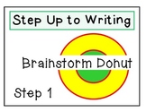 Step Up to Writing process posters