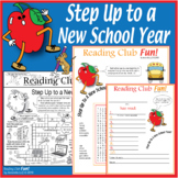 Step Up to a New School Year Puzzle Pack – Back-to-School