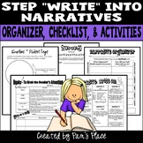 Narrative Writing Activities and Tools