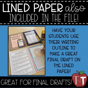 Step Writing Prompt Cards {Procedural Writing}
