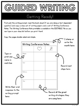 Step by Step 3: Guided Writing & Assessments
