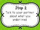 Step-by-Step CLOSE Read Posters FREEBIE