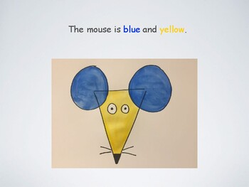 Step by Step Directions: Draw a Mouse Using Shapes!