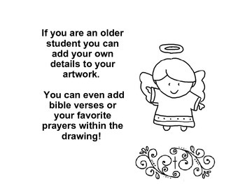 Step by Step Drawing Lesson - Easter