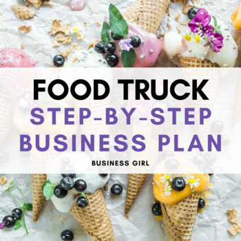 food truck business plan powerpoint or word