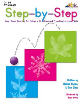 Step-by-Step - Grades 5-6