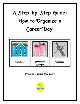 Step-by-Step Guide for Organizing a Career Day