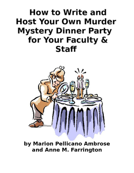 Step by Step Guide to Hosting a Murder Mystery