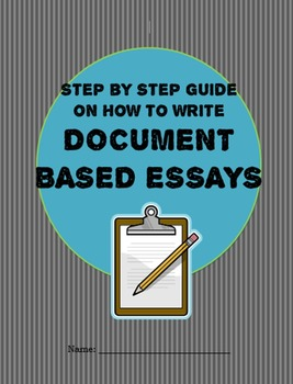 Examples Of Thesis Statements For English Essays Step By Step Guide To Writing Dbq Essays Dbq Writing Guide National Honor Society High School Essay also English Essays Topics Step By Step Guide To Writing Dbq Essays Dbq Writing Guide By Lori  Science And Society Essay