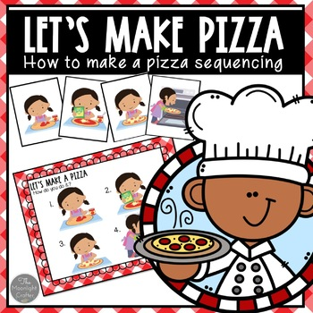 Step by Step How to Make a Pizza Unit