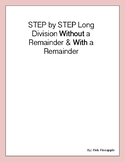 Step by Step Long Division