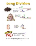 Step-by-Step Long Division Helper (Dirty Monkeys Smell Completely Bad)