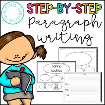 Step-by-Step Narrative Paragraph Writing for Beginning Writers