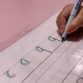 Step-by-Step Number Formation Practice *Handwriting Printable*