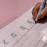 Step-by-Step Number Formation Practice *Handwriting Printable*