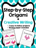 Step-by-Step Origami plus Creative Writing