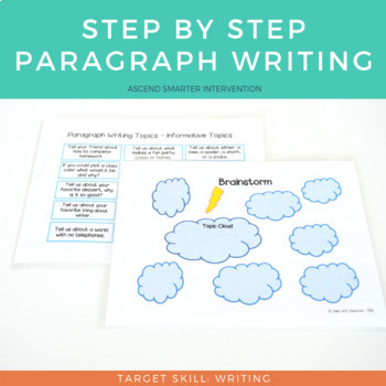 Step by Step Paragraphs