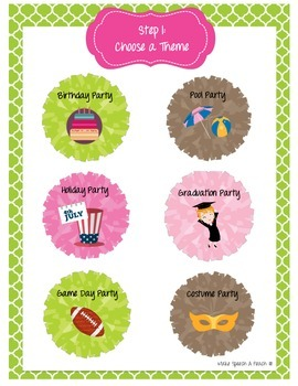 Step-by-Step Party Planning