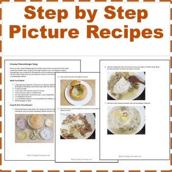 Step by Step Photos Cookbook- Picture Recipes Cookbook