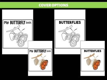 Step by Step: Poppers Mini Book : Butterflies