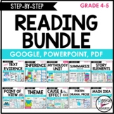 Step-by-Step Reading Skills for Reading Comprehension Bundle 1