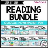 Step-by-Step Reading Skills for Reading Comprehension Bundle 1