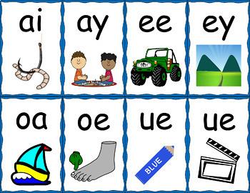Reading System Steps 1-12 Letter-Keyword-Sound Flash Card BUNDLE