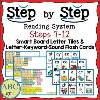 Reading System Steps 7-12  Bundle