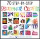 Step by Step Seasonal Crafts MEGABUNDLE