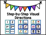 Step-by-Step Visual Direction Cues