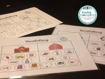 Step by Step Vocabulary Bundle