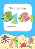 Step by Step up to 100 - Math Activity Pack