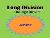 Step-by-step Division (4 digits by 1 digit) W/Without Remainder