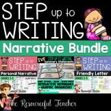 Step up to Writing Inspired Narrative Writing Bundle
