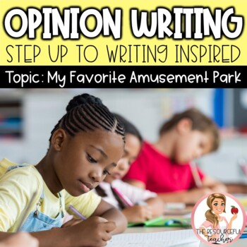 Step up to Writing Lesson ELA