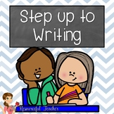 Step up to Writing Inspired Resources