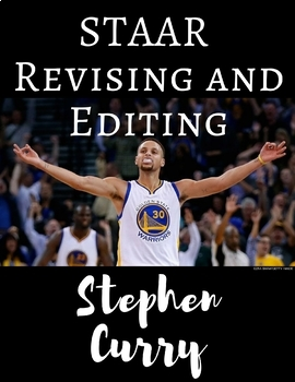Steph Curry STAAR Revise and Edit