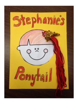 Stephanie's Ponytail: Robert Munsch
