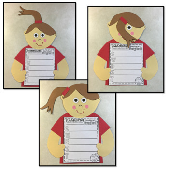 Stephanie's Ponytail {Robert Munsch} Summarizing Craft BME Flipbook