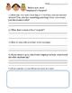 Stephanie's Ponytail - Text Talk - Vocabulary, Comprehension, Test Prep