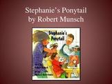Stephanie's Ponytail   Collaborative Conversations   Vocabulary   Text Talk
