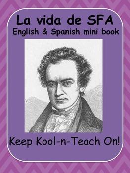 Stephen F Austin Bilingual mini book