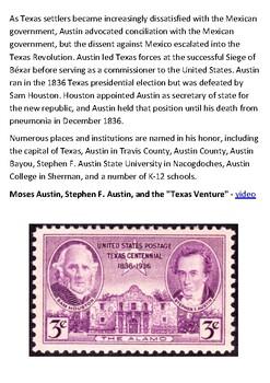 Stephen F Austin Handout