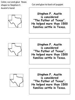Stephen F. Austin Puppet
