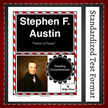 Stephen F. Austin Reading Comprehension
