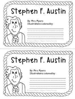 Stephen F Austin Reproducible Reader
