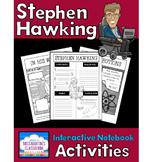 Stephen Hawking Interactive Notebook Activities