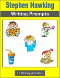 Stephen Hawking - Writing Prompts