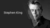 Stephen King - Author life story facts information books - Power Point